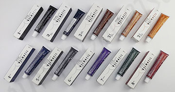 Belmacil eye lash tint for 360 the colour bar salon